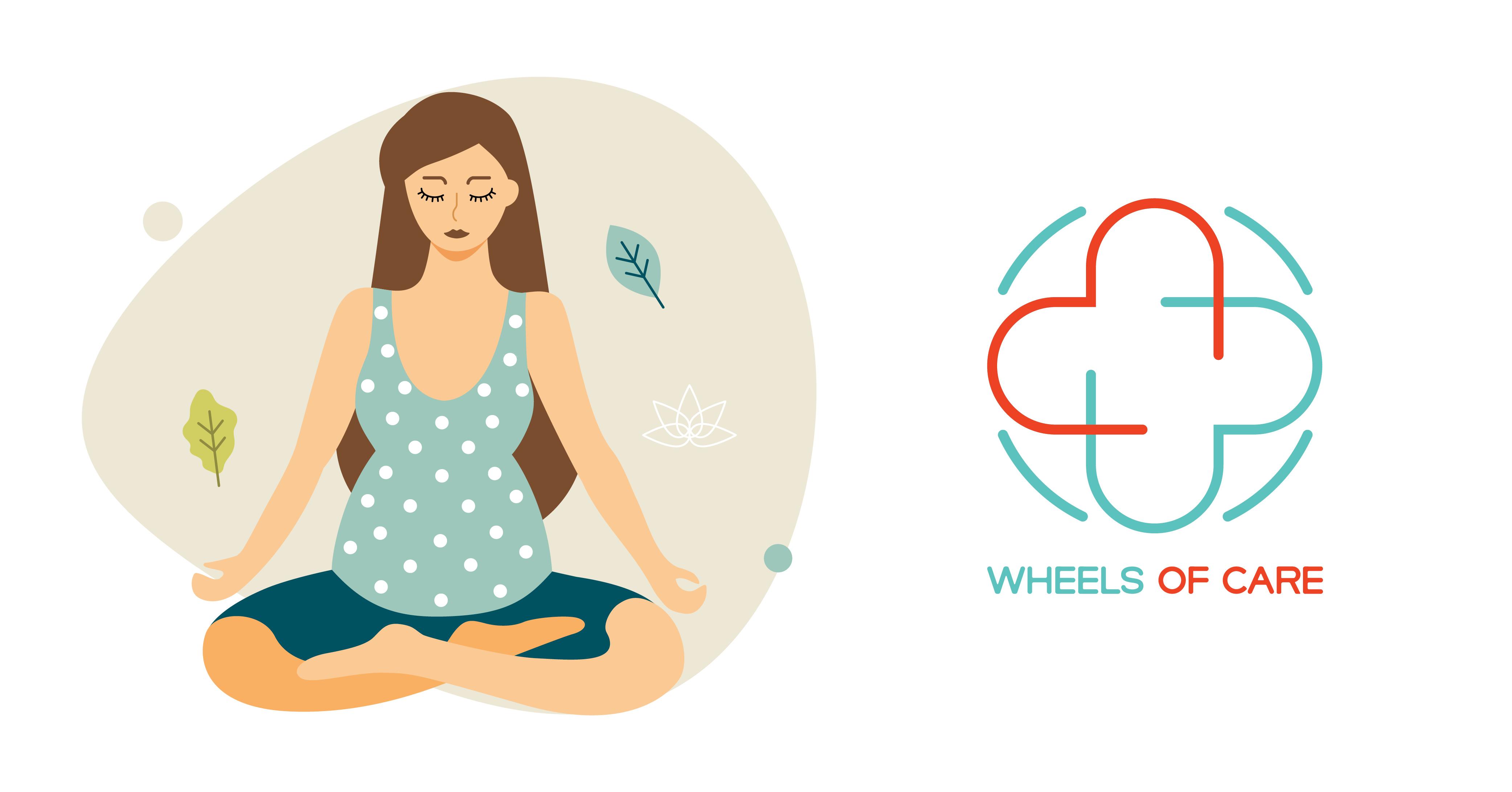 (English) illustration_yoga